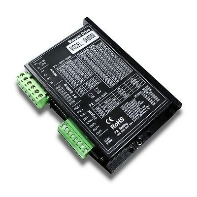 High Speed 2 Phase 4.5a 1-axis Stepping Motor Driver. Support Nema 1634. Leetro