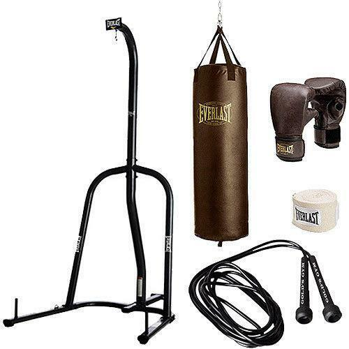 Boxing Gloves And Punching Bag Ebay