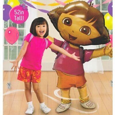 Dora the Explorer Airwalker Birthday Party Jumbo Balloon Decoration Prop
