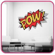 Superhero Wall Stickers
