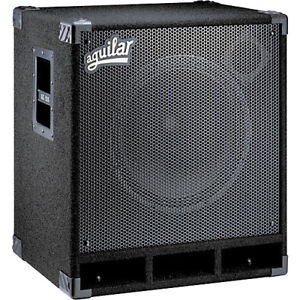 AGUILAR GS-115 with tweeter