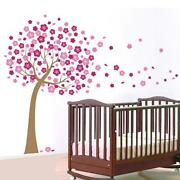 Nursery Wall Stickers Girl