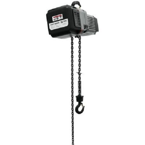 JET  VOLT 1/2T VARIABLE-SPEED ELECTRIC HOIST 1PH/3PH 230V 10