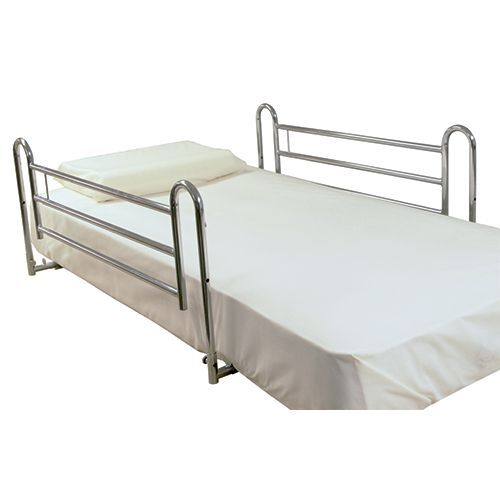 bed safety rail telescopic full length side rail disability and mobility aids ebay. Black Bedroom Furniture Sets. Home Design Ideas