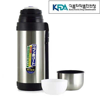 1.8L Vacuum Bottle Warm Cup Stainless Outdoor Sports Large Flask Travel Thermos