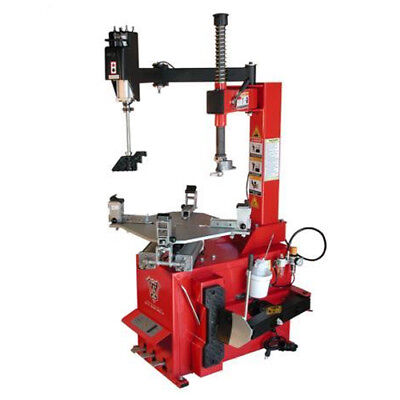Weaver® W-M807X Assist Arm Combo Motorcycle Tire Changer - Free Shipping