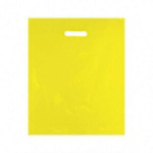 Plastic-Carrier-Bags-Yellow-50s-15-x18