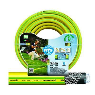 TOBBY tubo irrigazione giardino 5 strati no torsion system 50m 3/4
