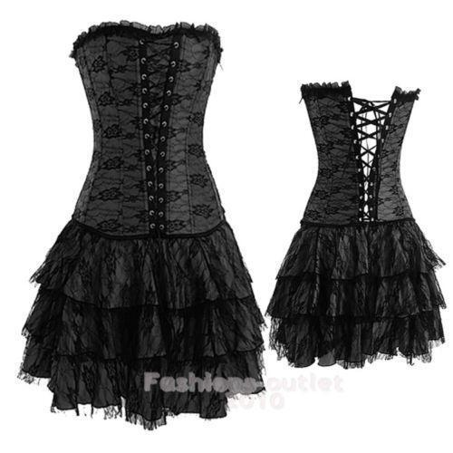 Victorian Corset Dress | eBay