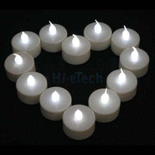 Battery Operated Tea Lights Ebay