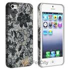Black Lace iPhone 5 Case