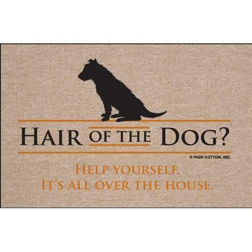 Dog Themed Outdoor Rugs: Novelty Door Mat