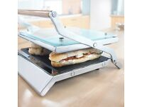 Russell Hobbs Glass Panini Press
