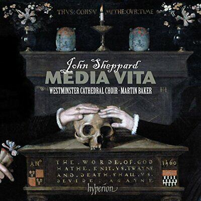 Westminster Cathedral Choir - John Sheppard: Media vita [Westminster Cathedral