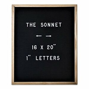 Letterpoet Canada letter board 16-20inches