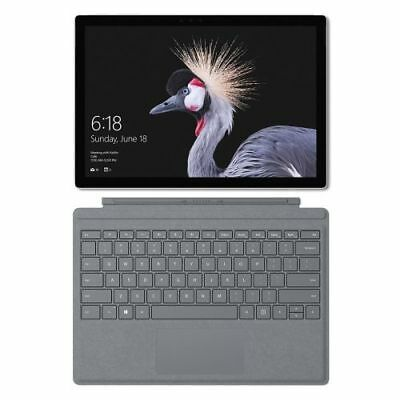 Microsoft Surface Pro i5 8GB 128GB Bundle + Signature type cover (platinum) - 12