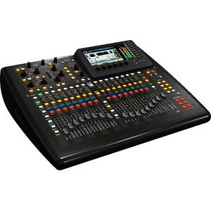 Behringer X32 Compact 40-Input, 25-Bus Digital Mixing Console wi