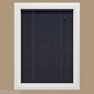 Black Mini Blinds Ebay