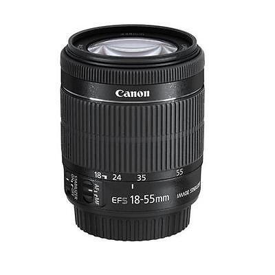 Canon EF-S 18-55mm F3.5-5.6 IS STM Zoom Lens  [Bundle Package]