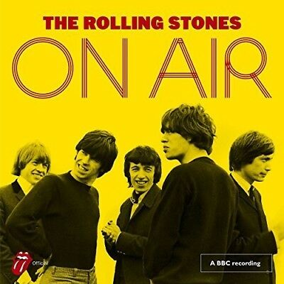 The Rolling Stones   On Air  Deluxe Edition  New Cd  Deluxe Edition