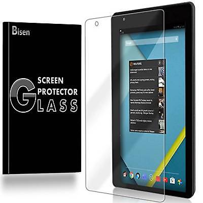 "RCA Voyager 7"" (RCT6773W42BF) [BISEN] Tempered Glass Screen Protector Guard"