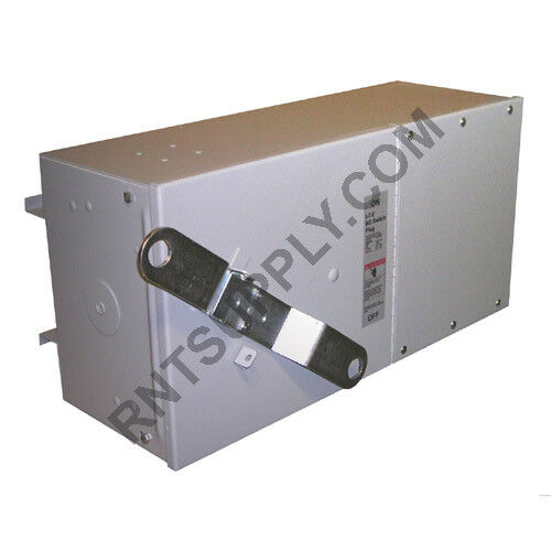 Ite-siemens Bos16455 Bus Plug 400a 600vac 3p4w Fusible Bd-bull Dog