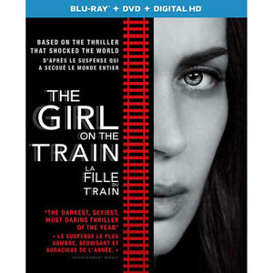 Girl on train bluray 20$