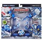 Monsuno 4 Pack