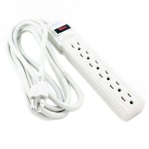 Surge Protector Extension Cord Ebay