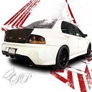 EVO JDM Rear Bumper