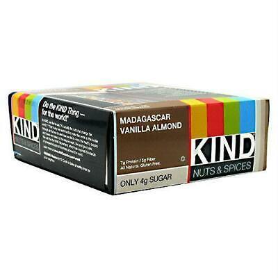 Kind Snacks Kind Nuts & Spices Madagascar Vanilla Almond - G