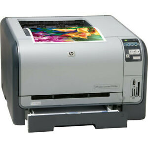 HP Color LaserJet CP1518ni Color Laser Printer Used