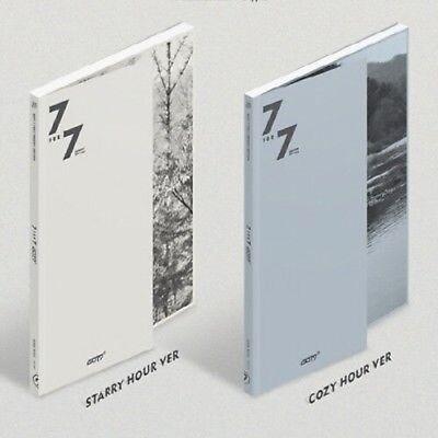 GOT7-[7 For 7 Present Edition] 2 Ver SET CD+Book+Card+PreGift