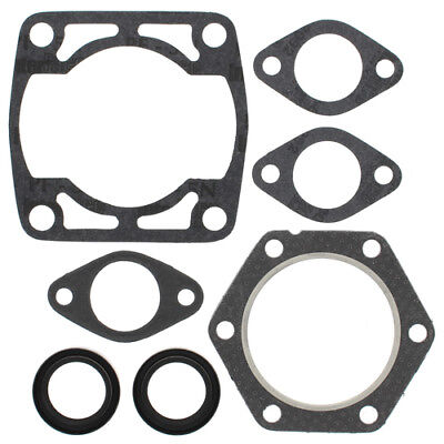 Winderosa Complete Gasket Kit w/ Oil Seals 711069