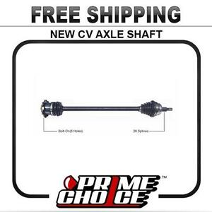 VW VOLKSWAGEN JETTA/GOLF MKIV CV Axle Shafts