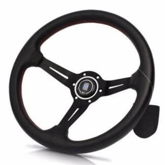 Nardi Torino 350mm deep dished steering wheel