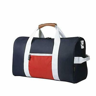 Small Duffle Gym Bag (REYLEO Sports Gym Bag Small Travel Duffel Bag Water Resistant Bags with Leather)