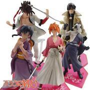 Samurai x Figure