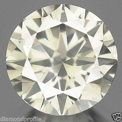 0.78 Cts UNTREATED YELLOWISH GRAY COLOR NATURAL LOOSE DIAMONDS- SI1