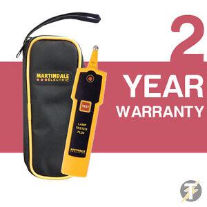 Martindale-FL30-FLUORESCENTE-LUZ-amp-Lampara-Probador-Unicas-Producto