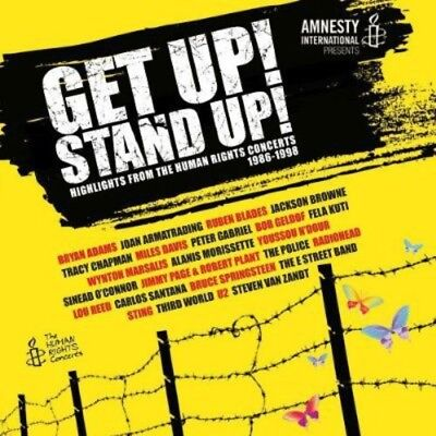 Various Artists - Get Up Stand Up / Various [New CD] Asia -