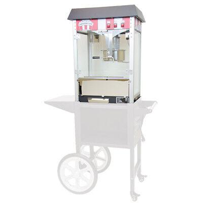 Value Series Pop1-bk 8 Oz Black Popcorn Machine Machine Only
