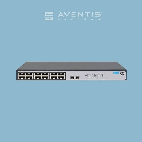 Hp 1420 Jg708b 24 Port 1gbe Switch