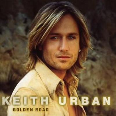 Keith Urban   Golden Road Cd  2004