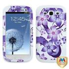 Samsung Galaxy S3 Flower Case Cover