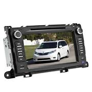 Toyota Sienna DVD Player