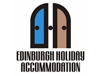 General Assistant at Edinburgh Holiday Accommodation