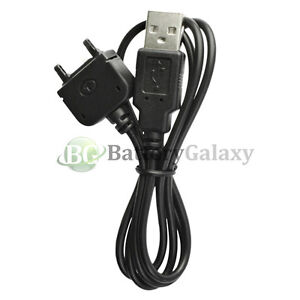 USB Battery Charger Data Sync Cable for Sony Ericsson w580 w580i w600i w800i