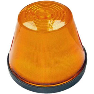 Blinker Blinkleuchte Blinklicht 90mm gelb rund LKW Anhänger Oldtimer 12V 24V NEU