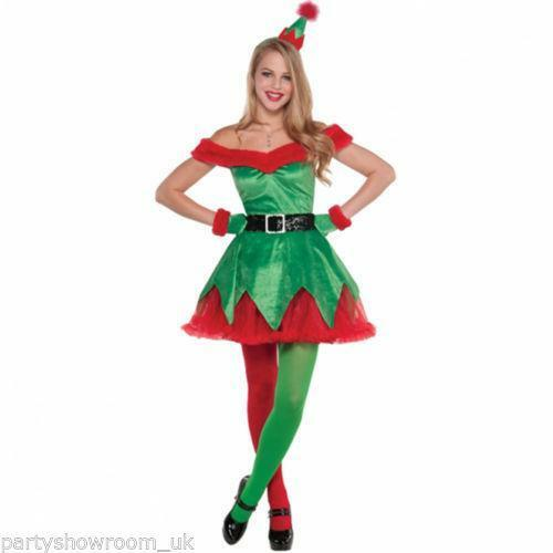 Womens Elf Costume  8b4c83617